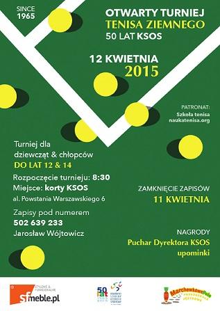 Plakat KSOS-1